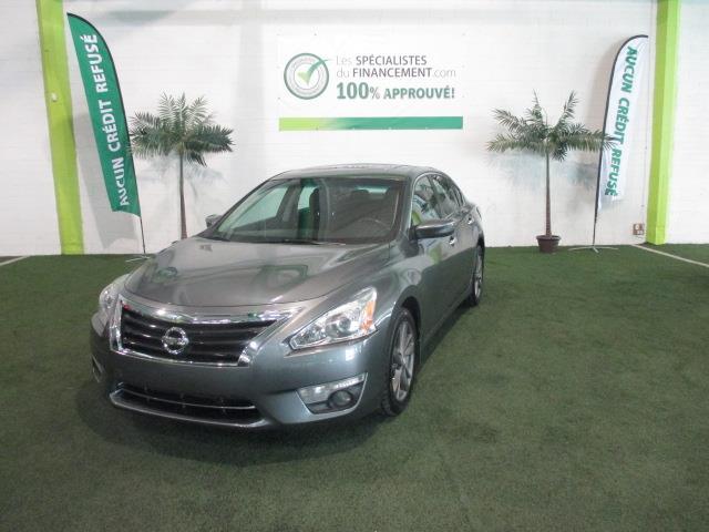 Nissan Altima 2015 4dr Sdn I4 CVT 2.5 #2553-01