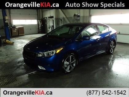 2018 Kia Forte Sedan SX Automatic #82115