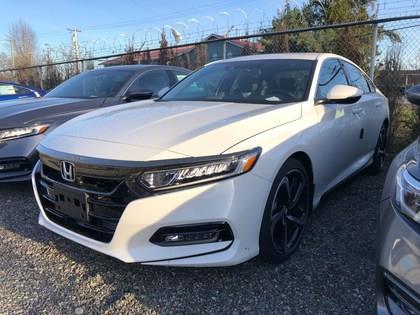 2019 Honda Accord Sport 2.0T #Y0423