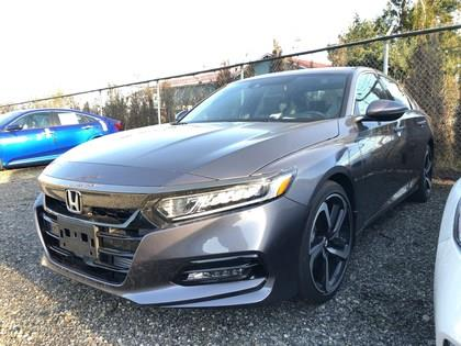 2019 Honda Accord Sport 2.0T #Y0422