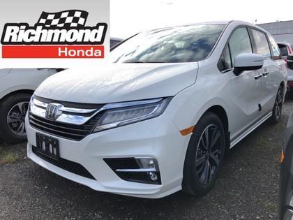 2019 Honda Odyssey Touring #Y0603