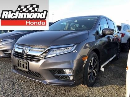 2019 Honda Odyssey Touring #Y0604