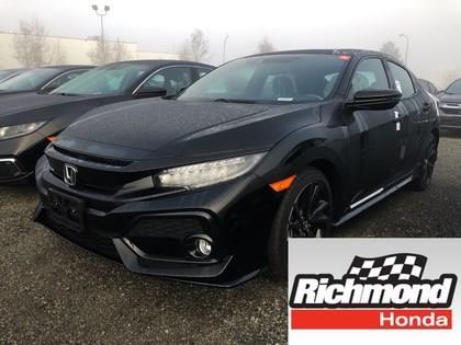 2019 Honda Civic Sport Touring #Y0577