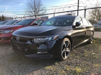 2019 Honda Accord Sport 2.0T #Y0671