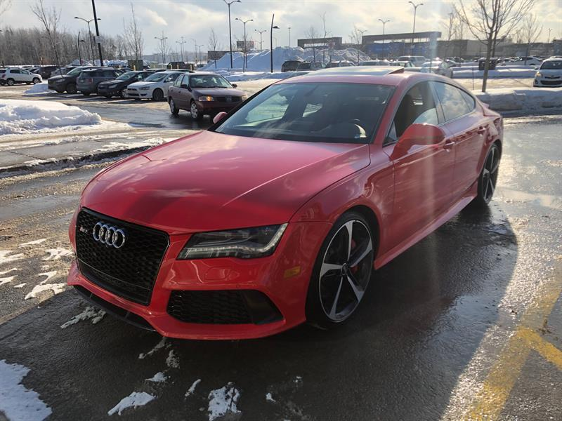 Audi Rs 7 2014 4dr Sdn 5146036544