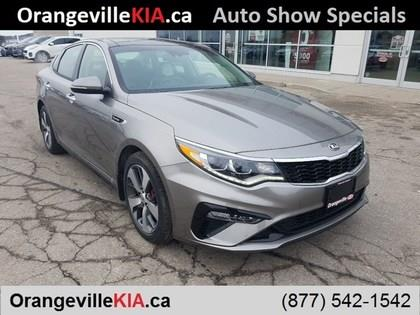 2019 Kia Optima SX 2.0L Turbo Automatic #93003