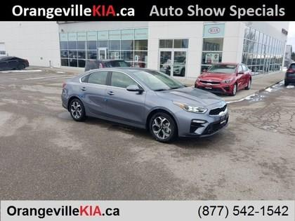 2019 Kia Forte Sedan EX Auto - All-New for 2019 #92002