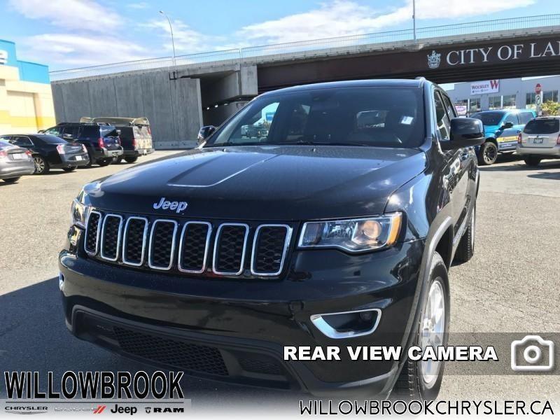 2018 Jeep Grand Cherokee Laredo #18UP463