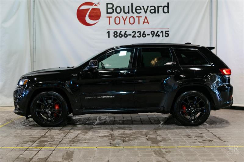 2017 Jeep Grand Cherokee *SRT 8 4X4* #84552A