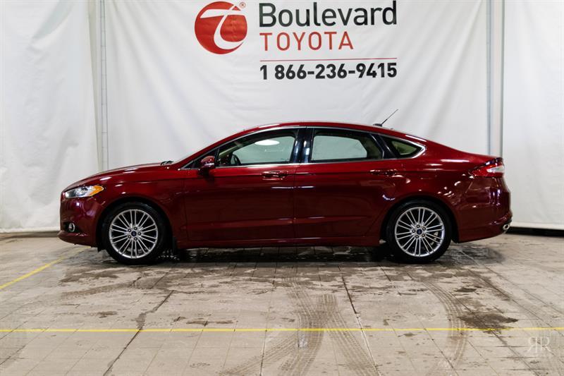 2013 Ford Fusion *SE INTÉRIEUR CUIR* #84247A