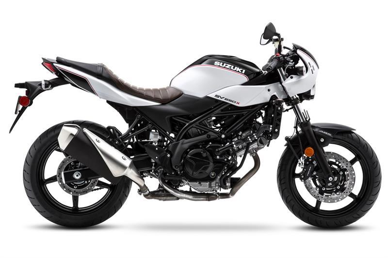 Suzuki SV650X ABS 2019
