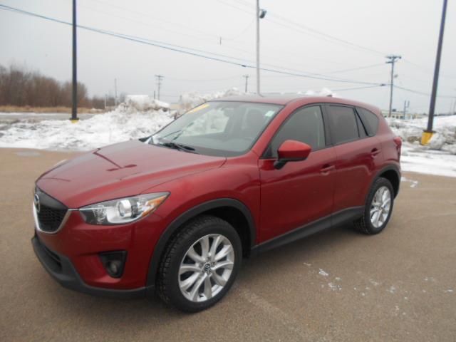 2013 Mazda CX-5 AWD 4dr Auto GT #MP-2550