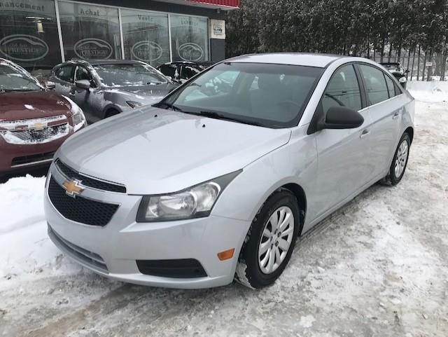 Chevrolet Cruze 2011 ***1-2-3-4 CHANCES CREDIT*** #076-4369-TH