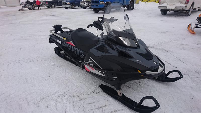 Ski-Doo Skandic WT 900 ACE 2016