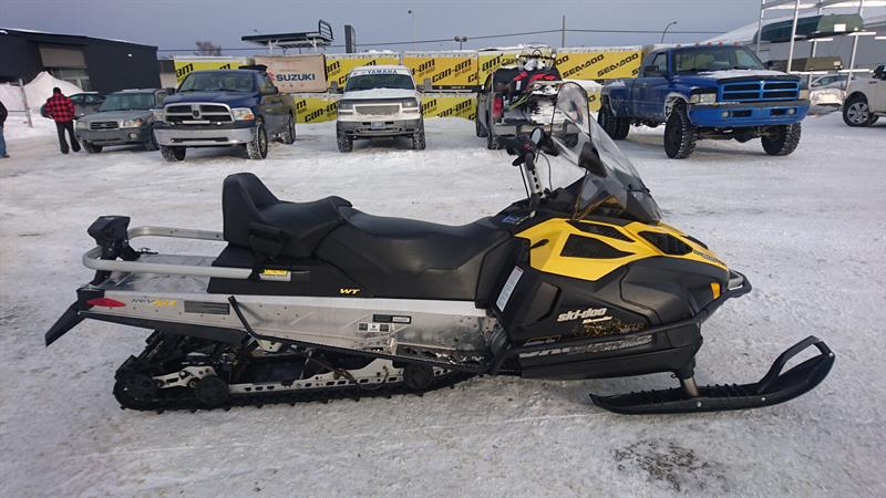 Ski-Doo Skandic WT 600 ETEC 2013