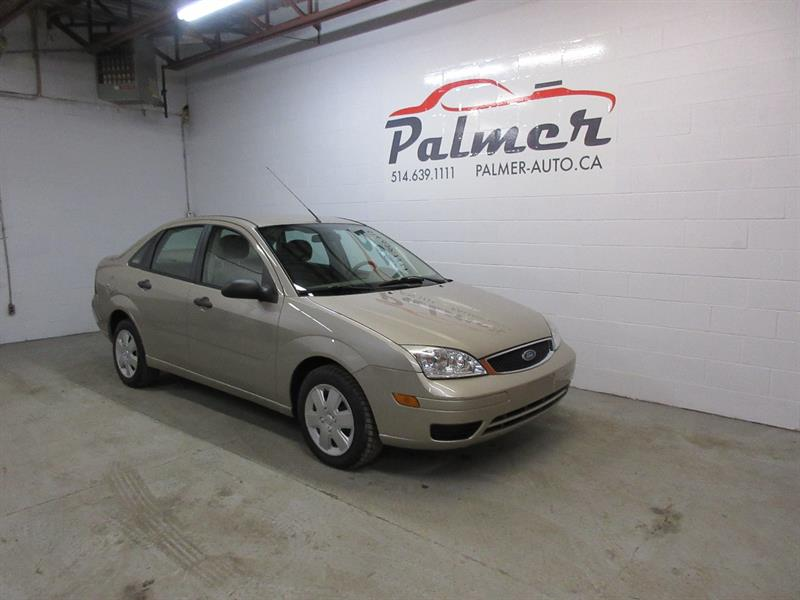 2006 Ford Focus 4dr Sdn ZX4 #865