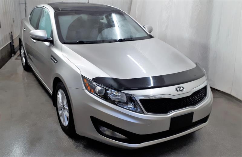 2011 Kia Optima LX #8-0214