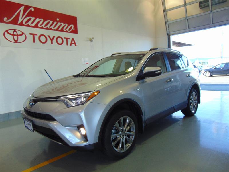 2016 Toyota RAV4 Hybrid AWD Limited #20450AX