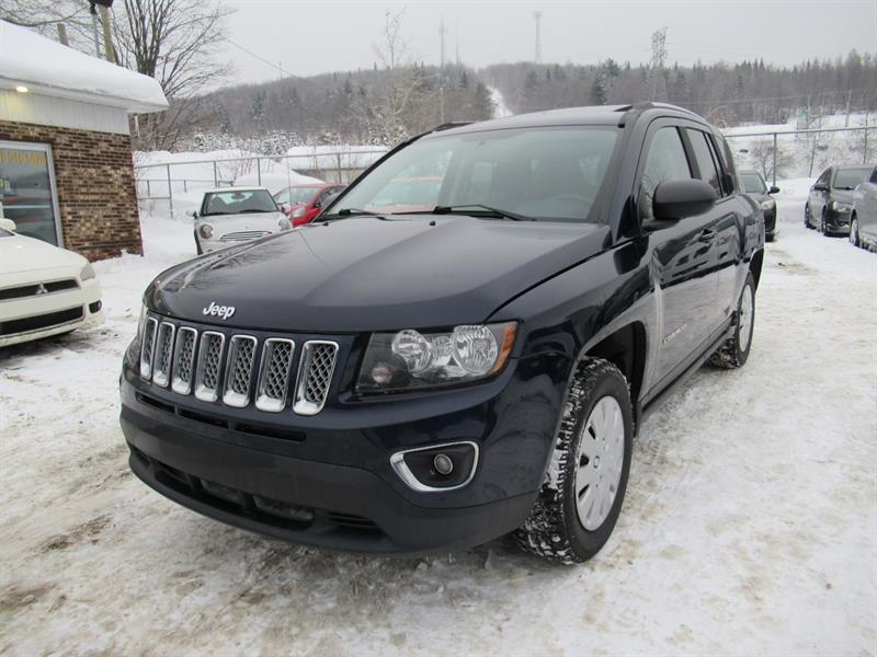 Jeep Compass 2014 High Altitude FWD #19-027