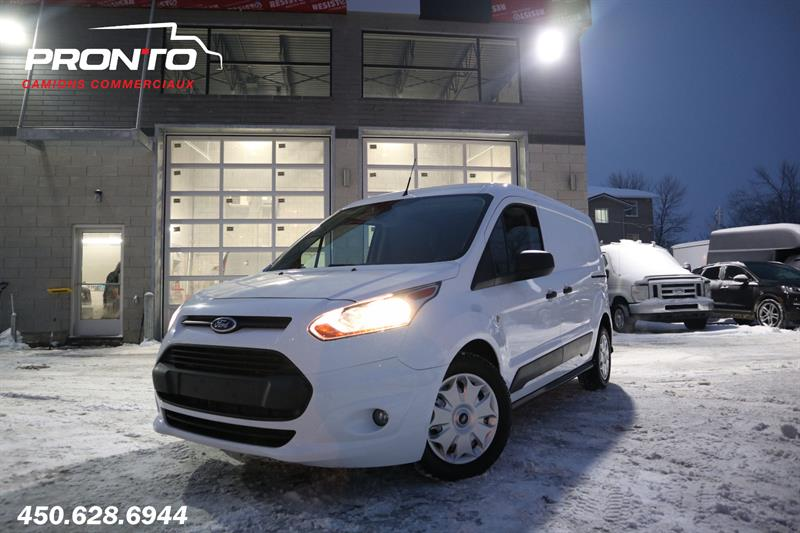 Ford Transit Connect 2014 XLT ** Dual Sliding Doors ** #1762
