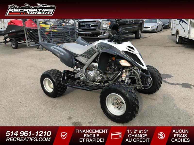 Yamaha Raptor 700R 2014