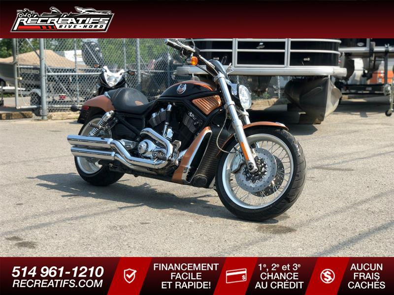 Harley Davidson VRSCA 2008