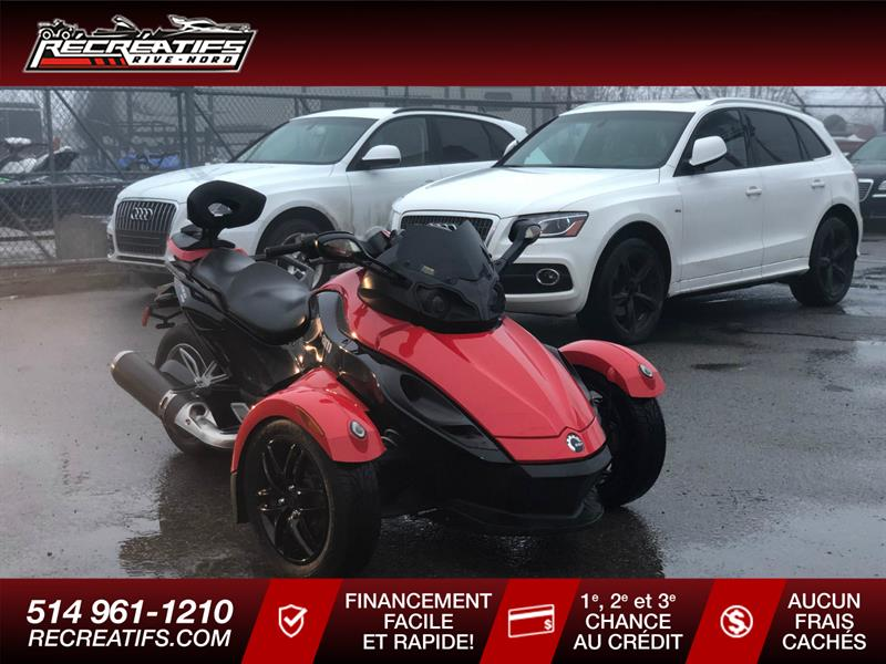 Can-am Spyder SM5 2010