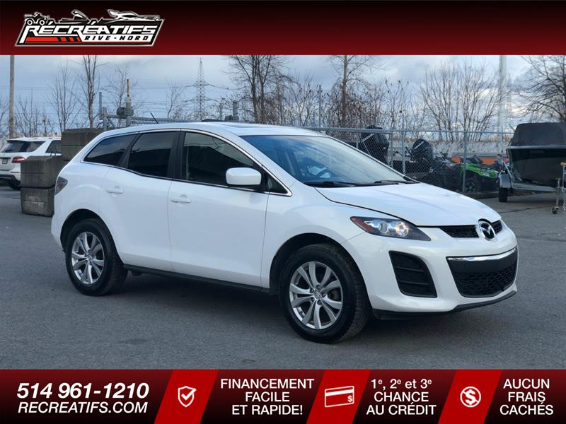 Mazda CX-7 2011 AWD 4dr GS #355196