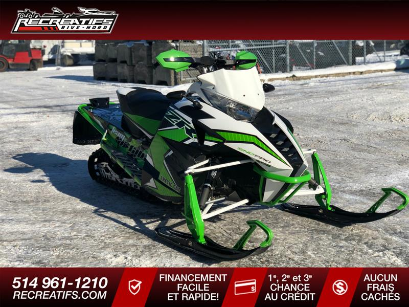Arctic Cat ZR 9000 RR 137 2016