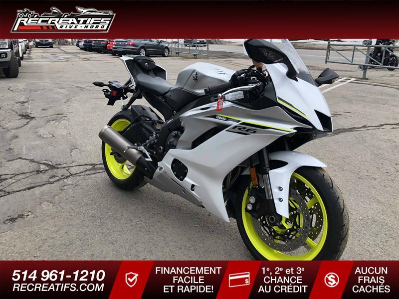 Yamaha YZF600R 2017