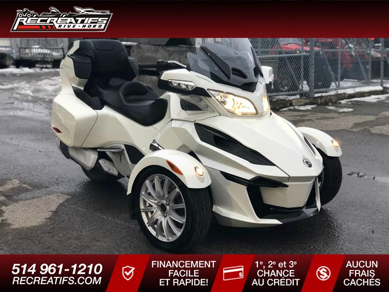 Can-am Spyder RT 2017