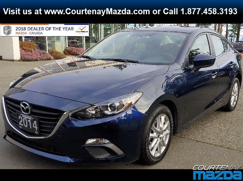 2014 Mazda mazda3 GS-SKY 6sp #18CX54753A