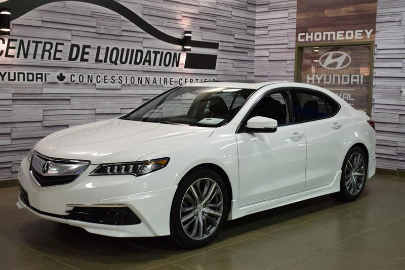 Acura TLX 2015 TECH+AWD+KIT AERO PACK+MAGS 19 POUCE #s8854