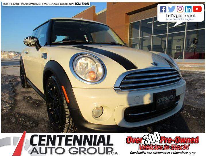 2013 Mini Cooper Hardtop Baker Street Edition | 6 Speed Manual | Sunroof  #U457