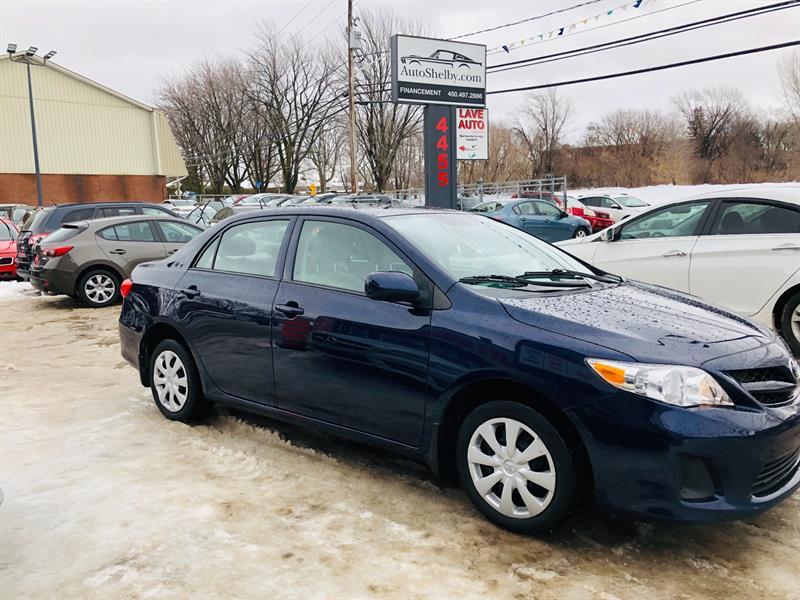 Toyota Corolla 2012 39$* par semaine/Financement #5346-2