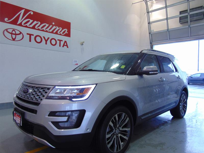 2017 Ford Explorer 4WD Platinum #20082B
