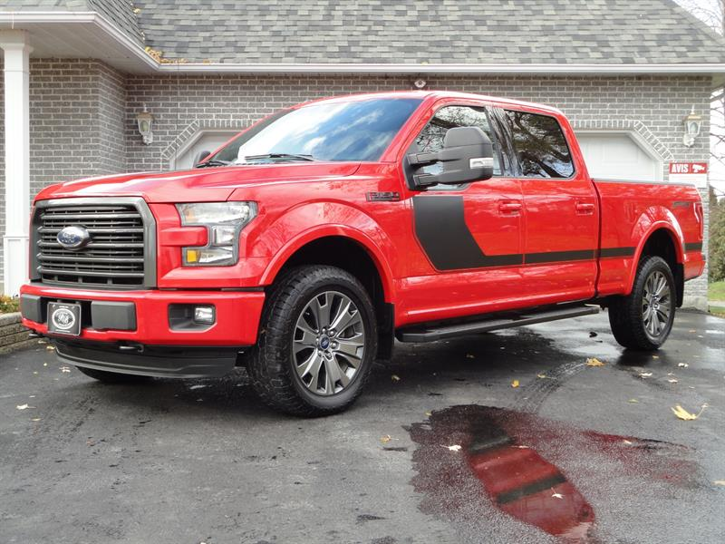 Ford F-150 2016 4WD SuperCrew ÉDITION SPORT #U599
