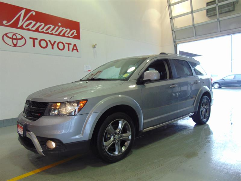 2015 Dodge Journey AWD Crossroad #20609A