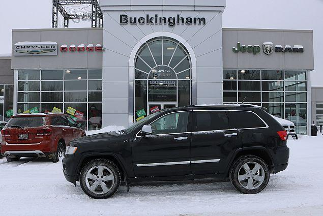 Jeep Grand Cherokee 2013 Overland #J18115A