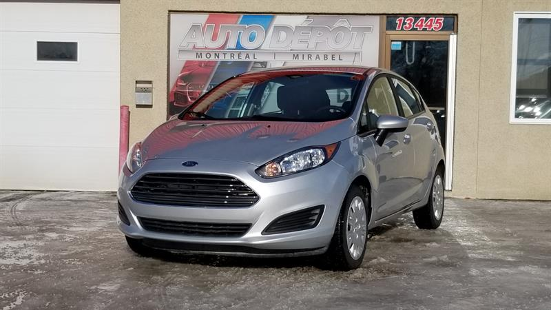 Ford Fiesta 2015 5dr HB S #6354