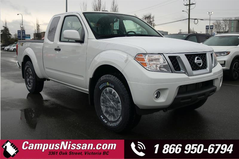 2019 Nissan Frontier PRO-4X 4WD King Cab Standard Bed #9-T211