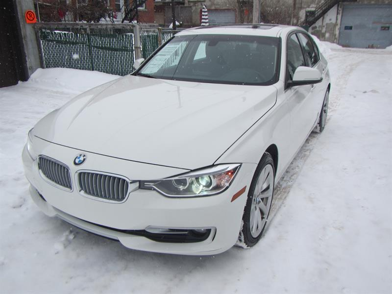 BMW 320I 2014 XDrive/ 4WD* SUNROOF-*TRÈS PROPRE* $49 SEMAINE #S2159