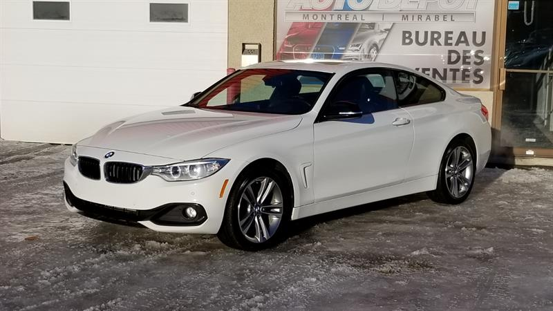 BMW 4 Series 2015 XDRIVE #6344