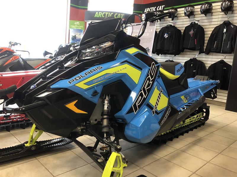 Polaris PRO RMK 155 SC SELECT 2019