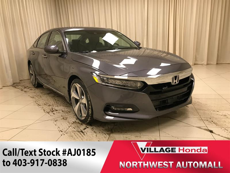 2019 Honda Accord Touring 1.5T #AJ0185