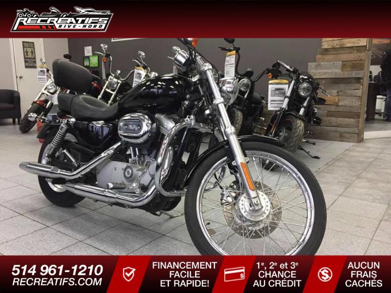 Harley Davidson Sportster 883H Hugger 2005