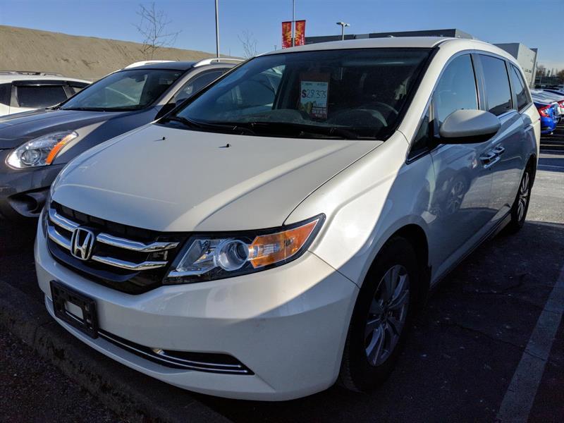 2015 Honda Odyssey EX! Honda Certified Extended Warranty to 160,000 K #LH8526