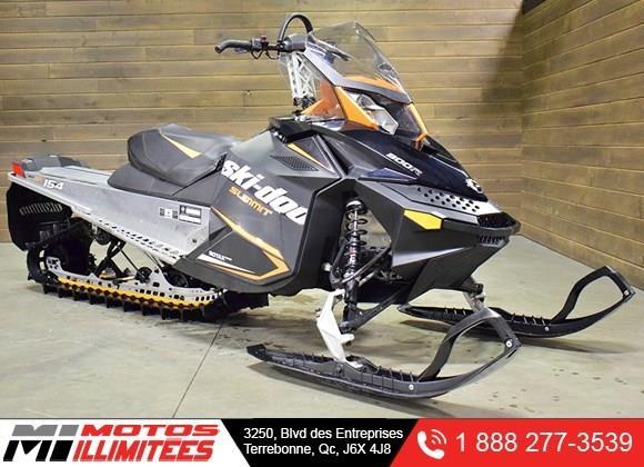 Ski-Doo Summit SP 154 E-TEC 800R 2014