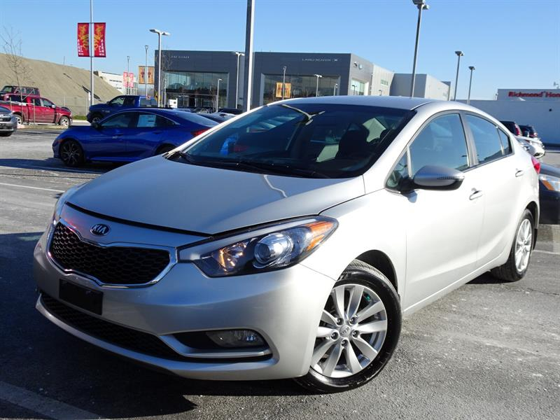 2014 Kia Forte LX Plus AT! Balance Of Factory Warranty! #LH8532A