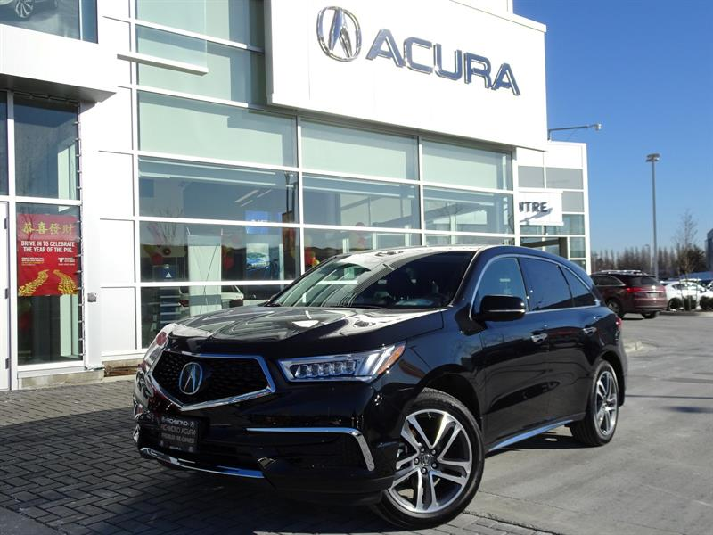 2018 Acura MDX Navi|Acura Certified|Local Car|No Accidents|Warran #896594
